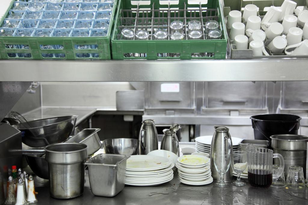 food safe training for dishwashers